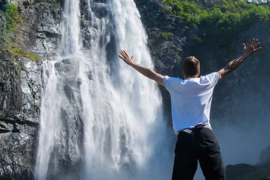 Adventure Tours Norway Fjord RIB Adventure + Extended Waterfall Hike