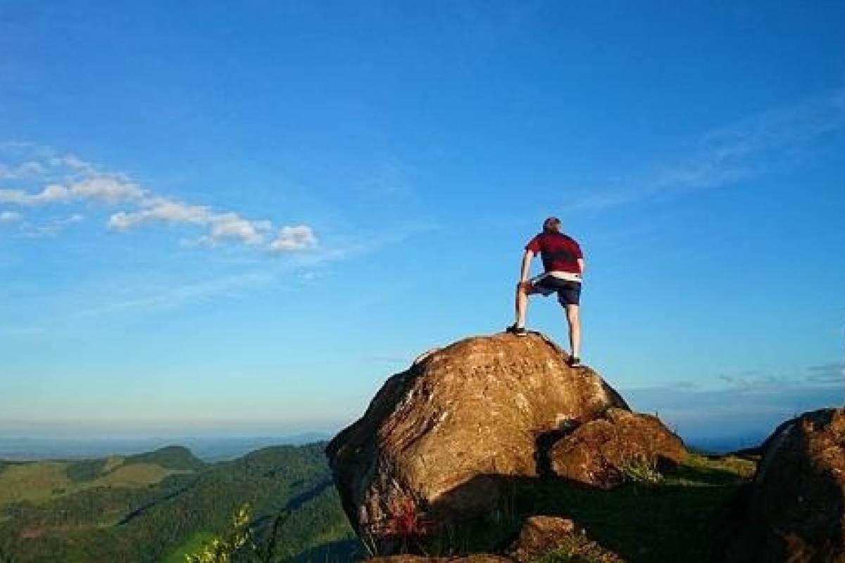 Check Point Overlook Path (Eldorado)
