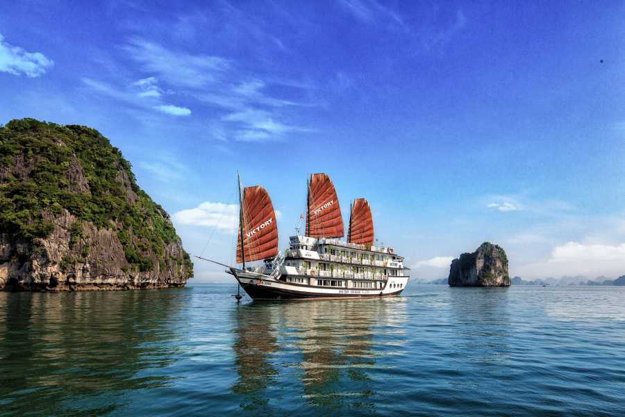 Friends Travel Vietnam Victory Cruise  | Halong Bay 3D2N