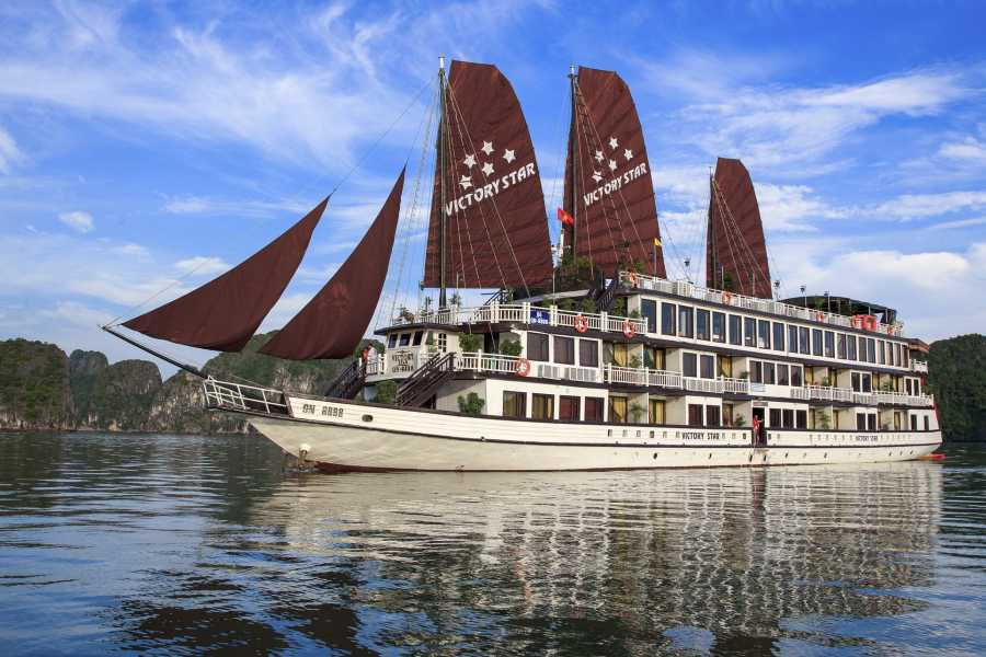 Friends Travel Vietnam Victory Star Cruise | 2D1N Halong Bay