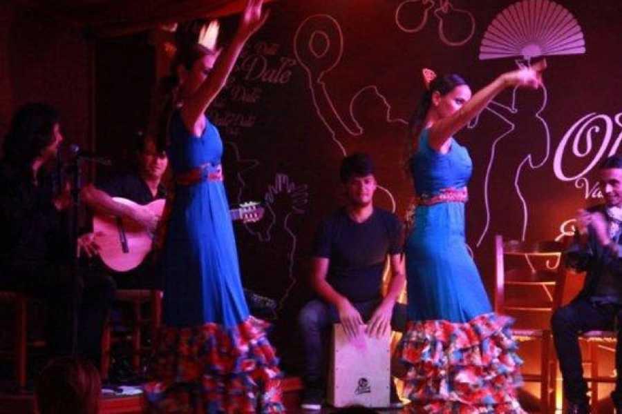 Check Point By Night - Jantar com Flamenco