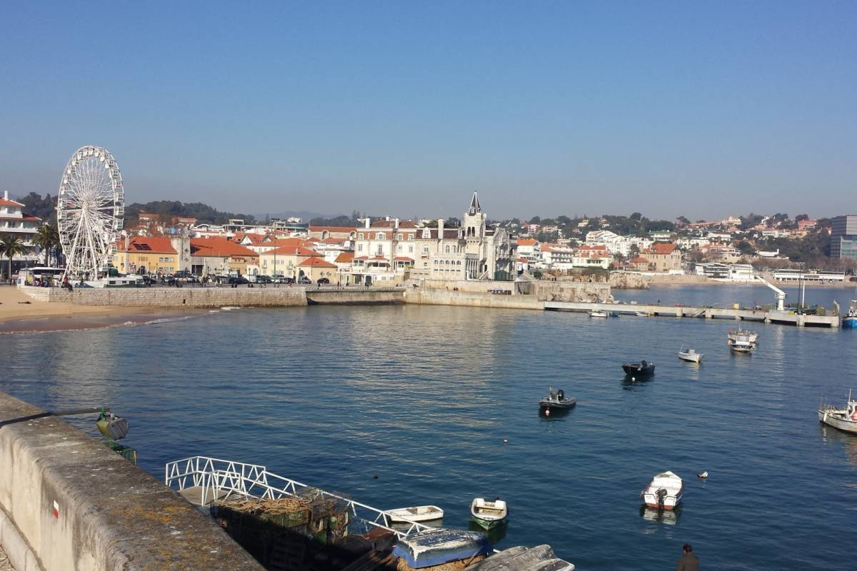 Lisbon On Wheels Private sightseeing Tour to Sintra and Cascais from Lisbon