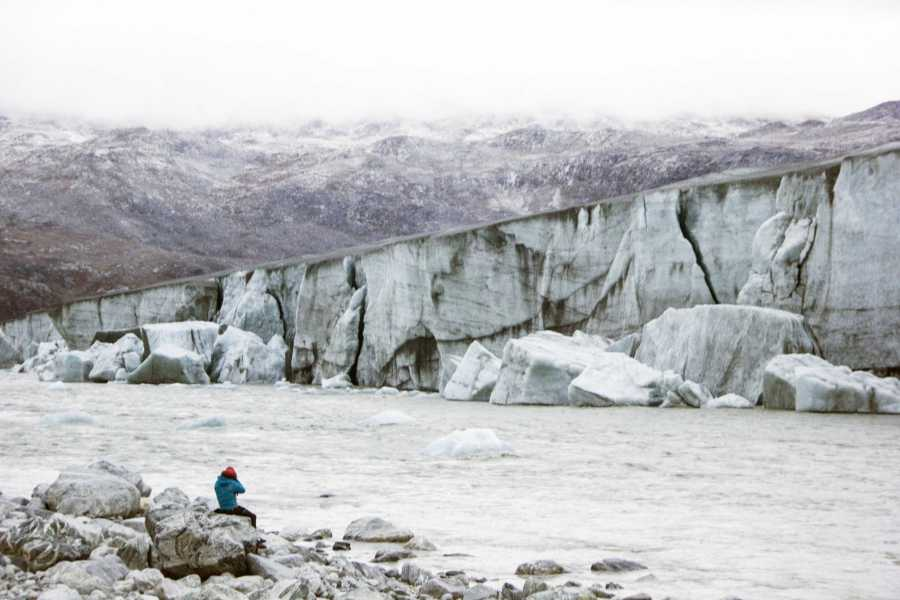 Arctic Nomad ApS Pioneering trek and packrafting adventure