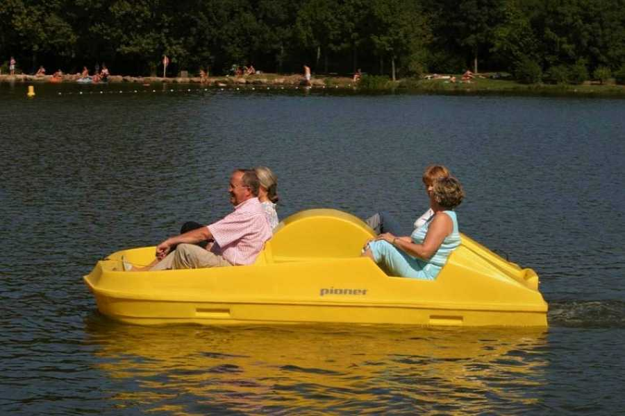 Be Nature Drift AS PEDAL BOAT RENTAL