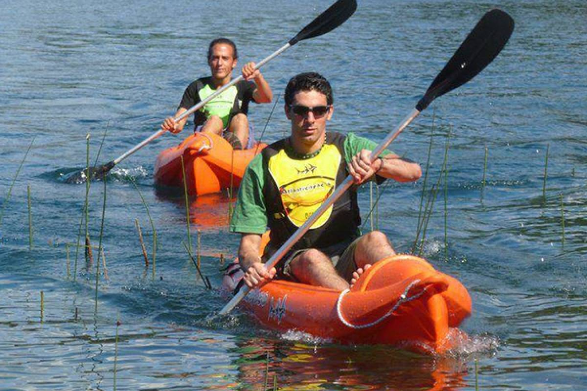 Circuito Chico Adventure Combo Standard - Bike + 1h. Kayak o SUP