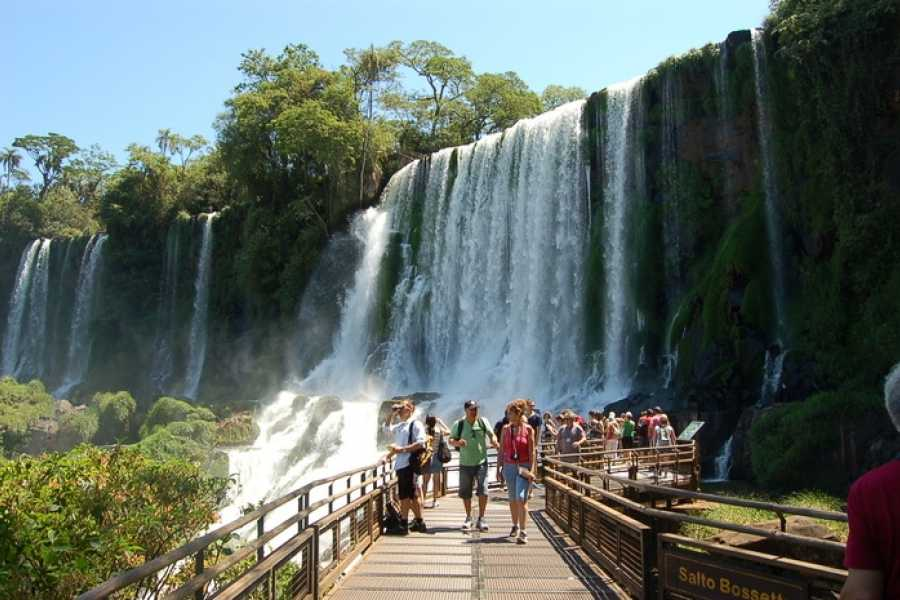 Check Point Cataratas do Iguaçu lado Argentino