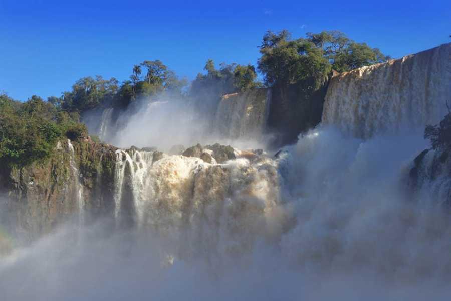 Check Point Parque Nacional del Iguazú - Grand Aventura 4x4 e Barco (Argentina)