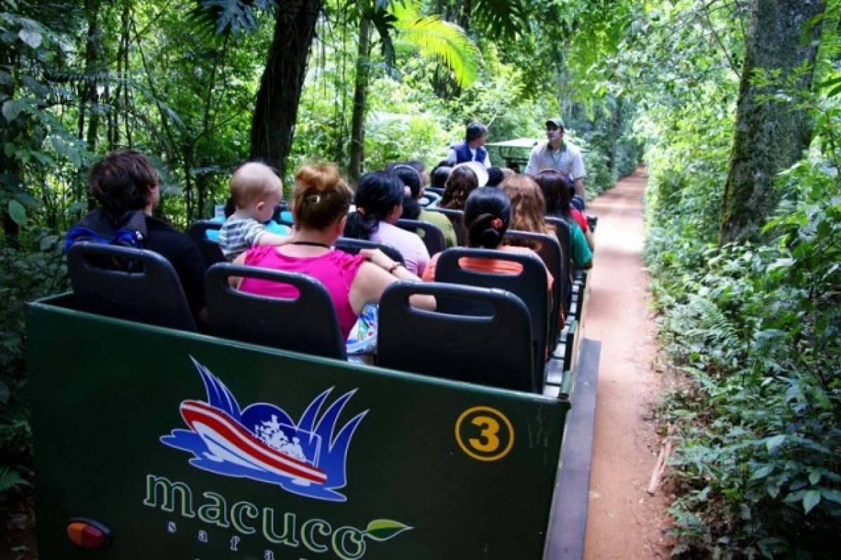 Check Point Parque Nacional do Iguaçu - Passeio do Macuco
