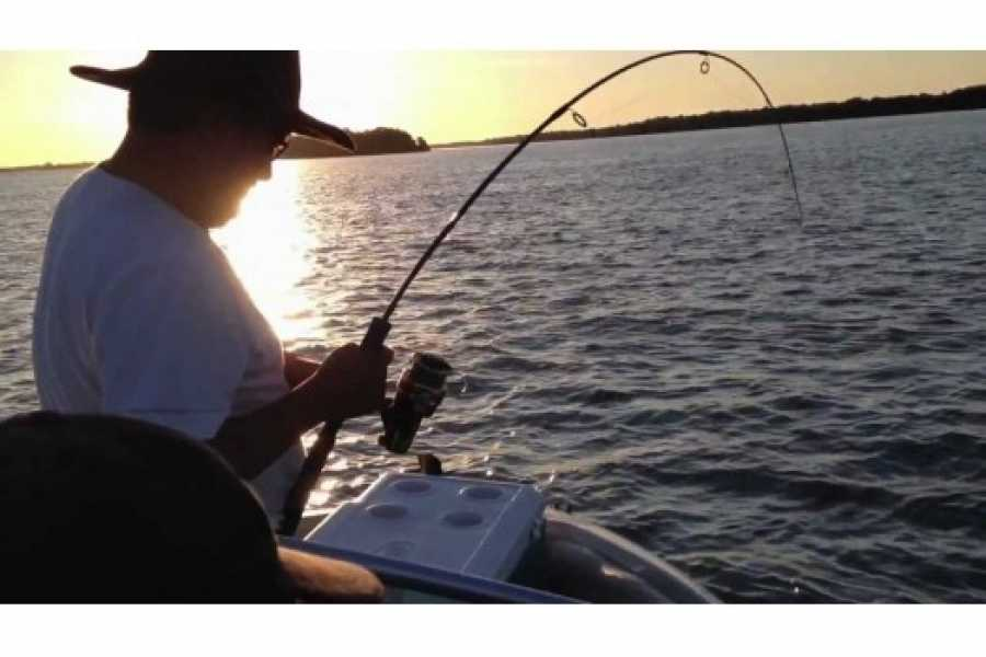 Check Point Fishing Tour Experience