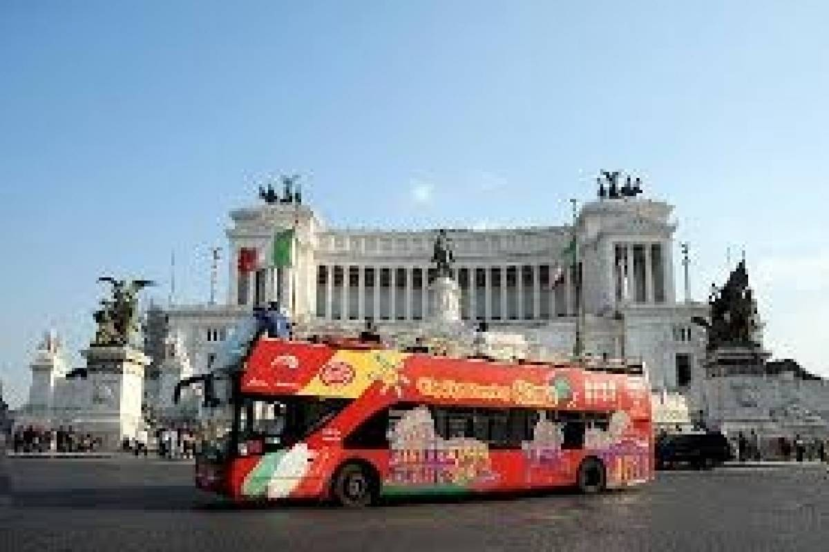 Italy on a Budget tours CITY SIGHTSEEING ROME