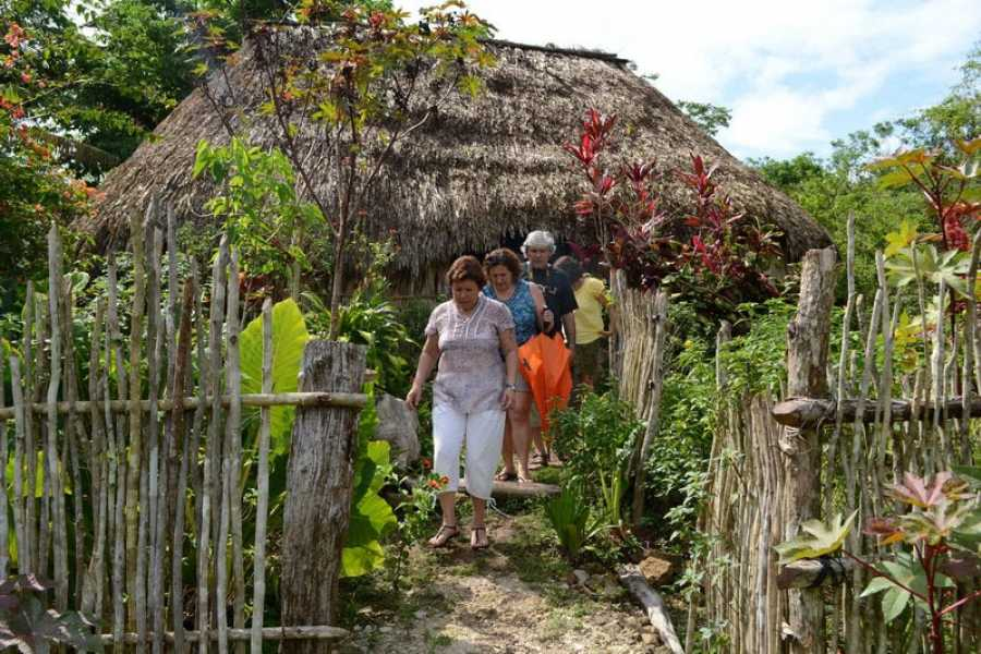 Cancun Vacation Experts COBA MAYA VILLE