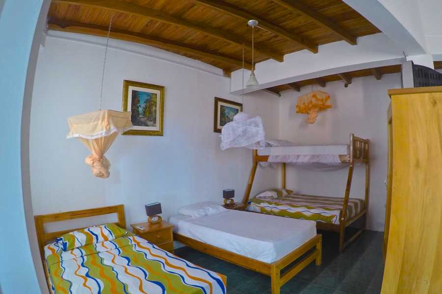 PALO SANTO TRAVEL PACKAGE HOTEL + ISLA DE LA PLATA TOUR FROM PUERTO LOPEZ - ECUADOR
