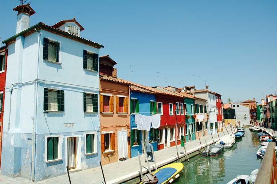Venice Tours srl LAS JOYAS DE LA LAGUNA: LAS ISLAS DE MURANO Y BURANO