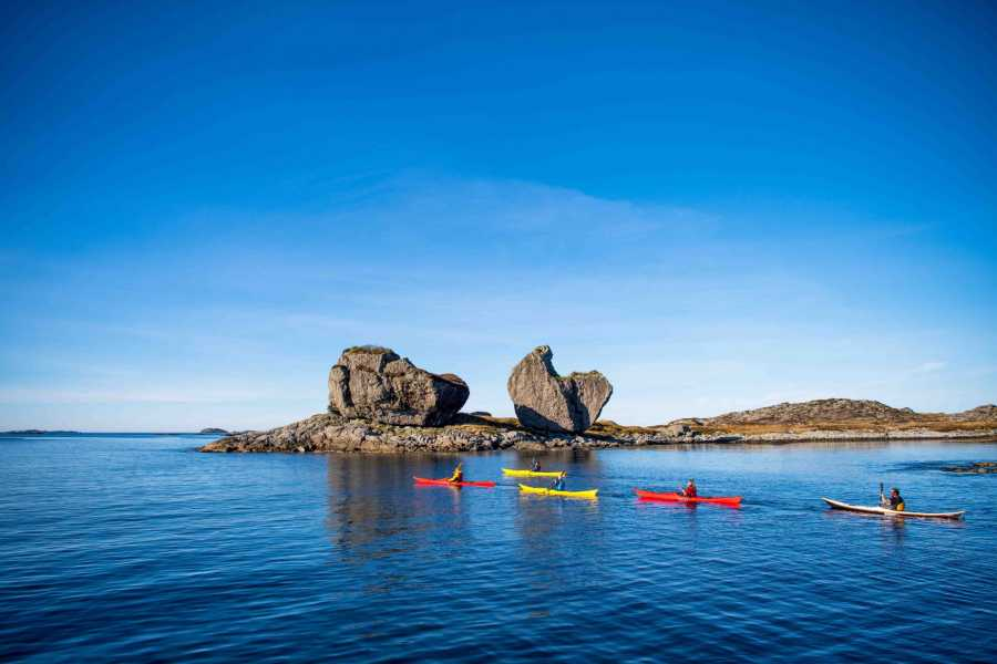 Norway Insight Archipelago Solund