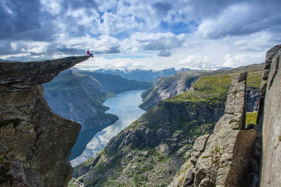 Norway Insight Iconic peaks