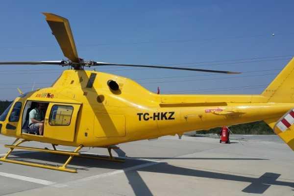 15 min.Helicopter Tour(Regular)