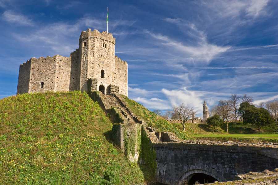 Cambria Tours Castles, Coast and Celts