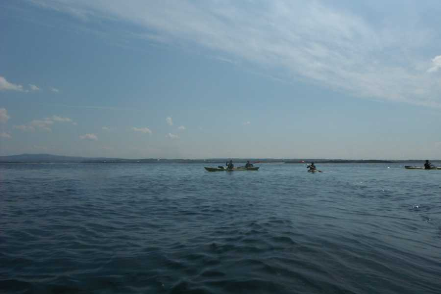 North Clare Sea Kayaking/Burren Way Mountain Bike Tours 4. Island Exploration – Mutton Island/Quilty