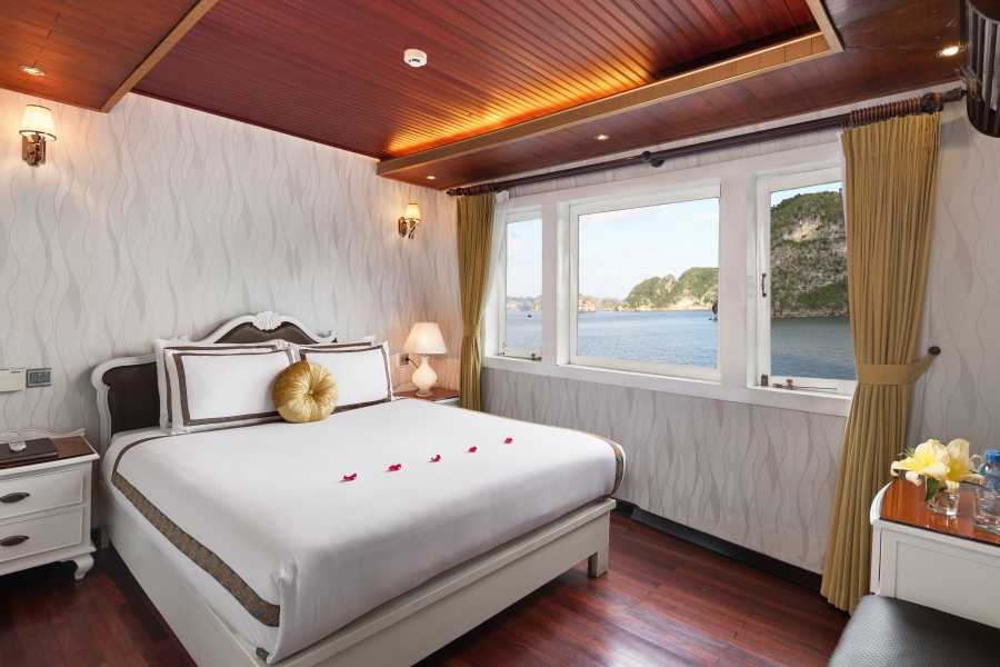 Friends Travel Vietnam Bellezza Cruise | 2D1N Halong Bay