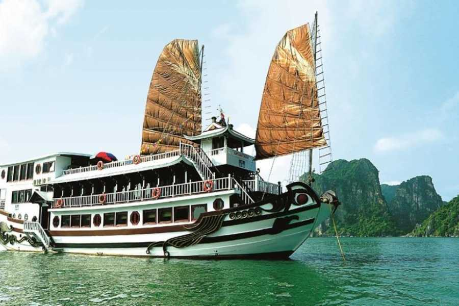 Friends Travel Vietnam Royal Palace Cruise  | Halong Bay 3D2N