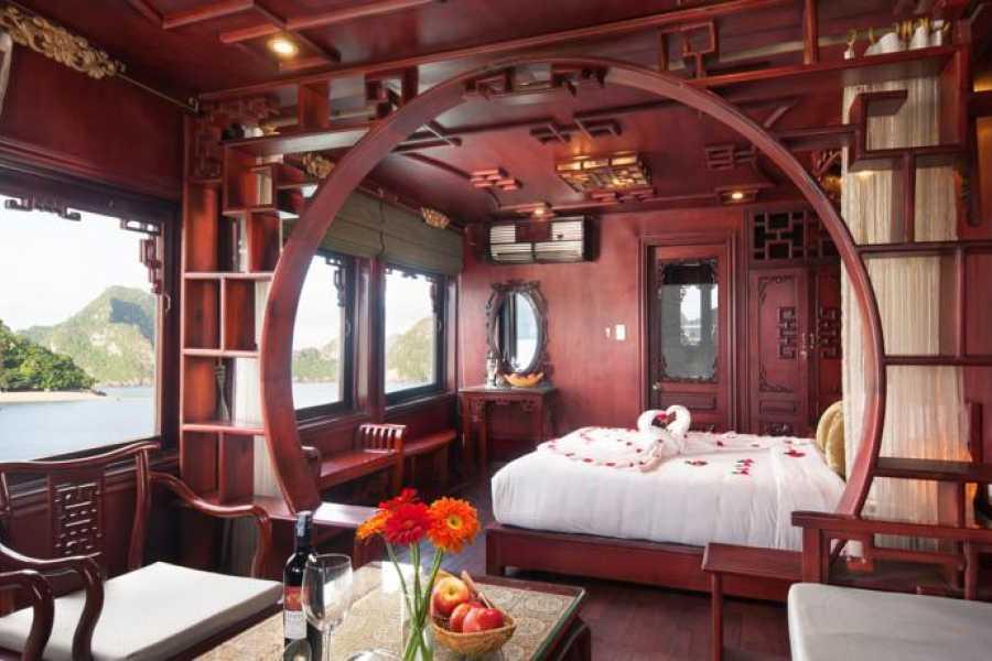 Friends Travel Vietnam Royal Palace Cruise  | Halong Bay 3D2N