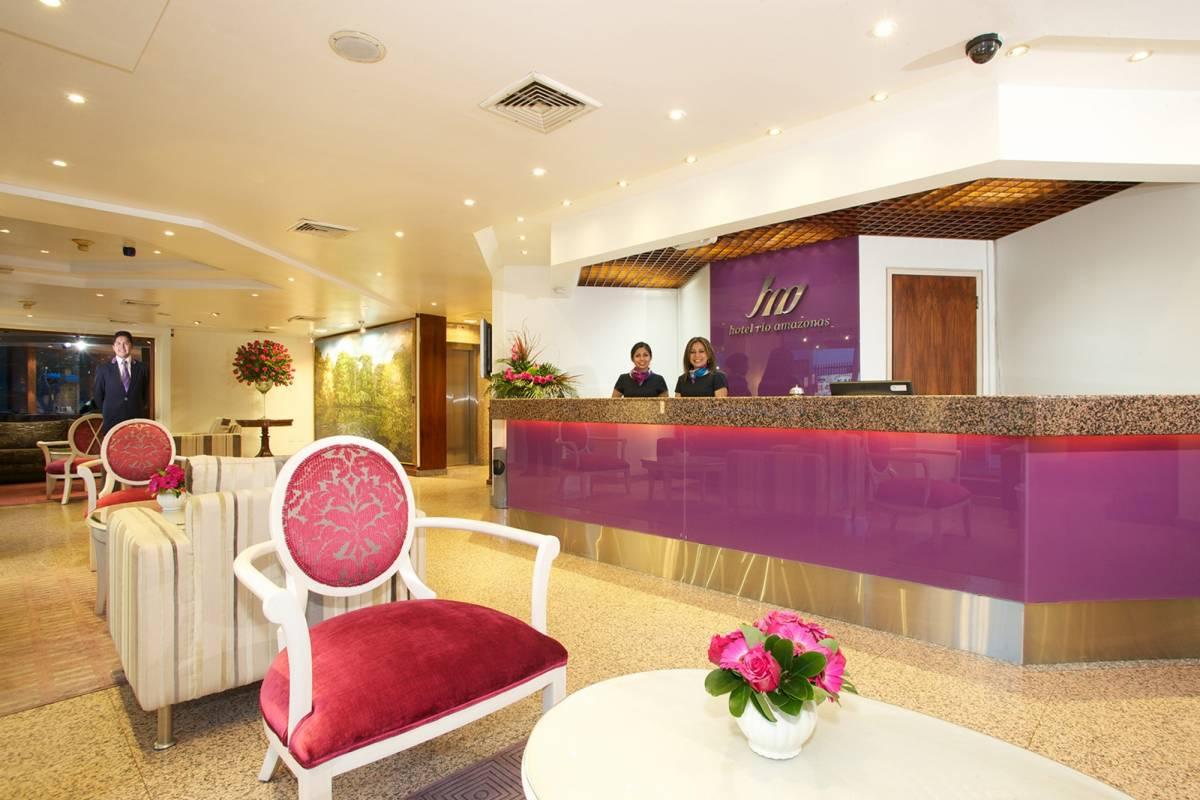 Gray Line Ecuador Hotel Río Amazonas - Turista Sup. 3***S