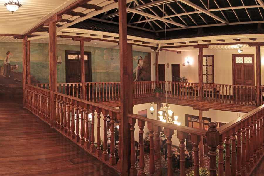 Gray Line Ecuador Hotel Inca Real - Turista 3***
