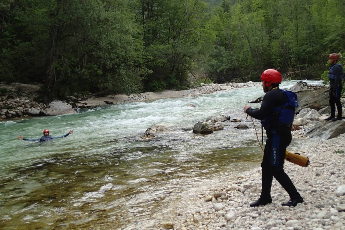 HungaroRaft Kft IRF Raft Guide Course and Assessment