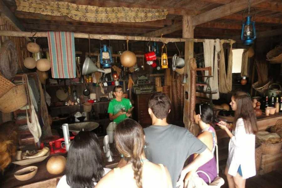 Check Point Museu do Seringal em Manaus