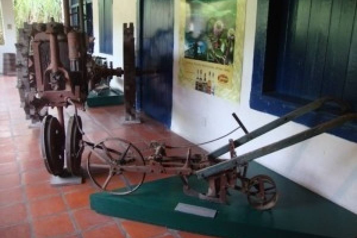 Check Point Ipark Complexo Turístico - Museu da Cachaça
