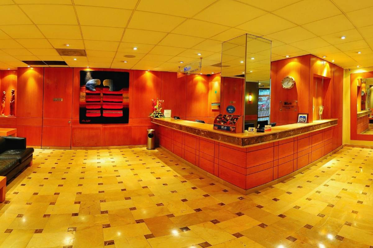 Gray Line Ecuador Grand Hotel Guayaquil - Turista Sup. 3***S