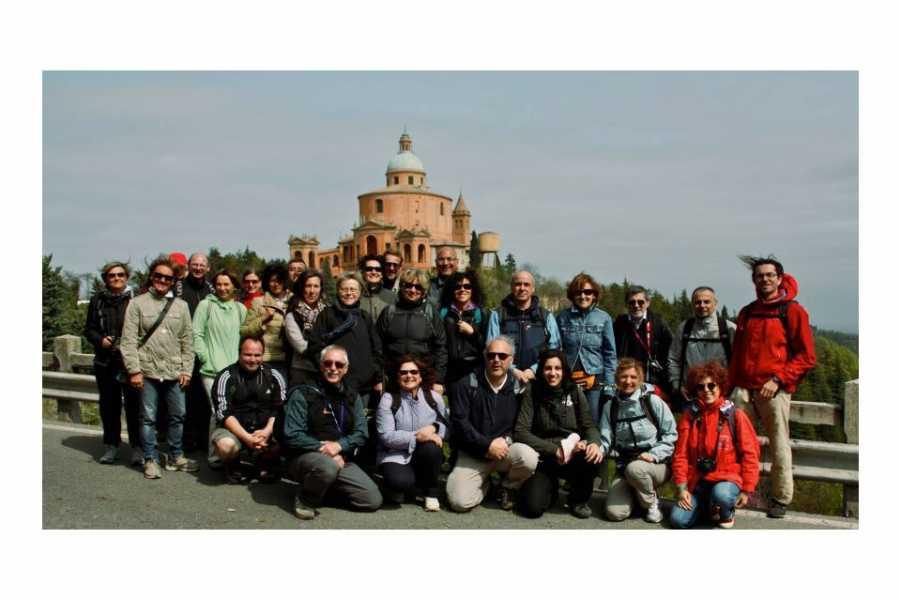 Bologna Bike Tour Bologna -San Luca walking[Private Departure]