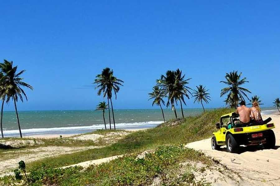 Check Point City Tour  em Fortaleza com Praia do Cumbuco