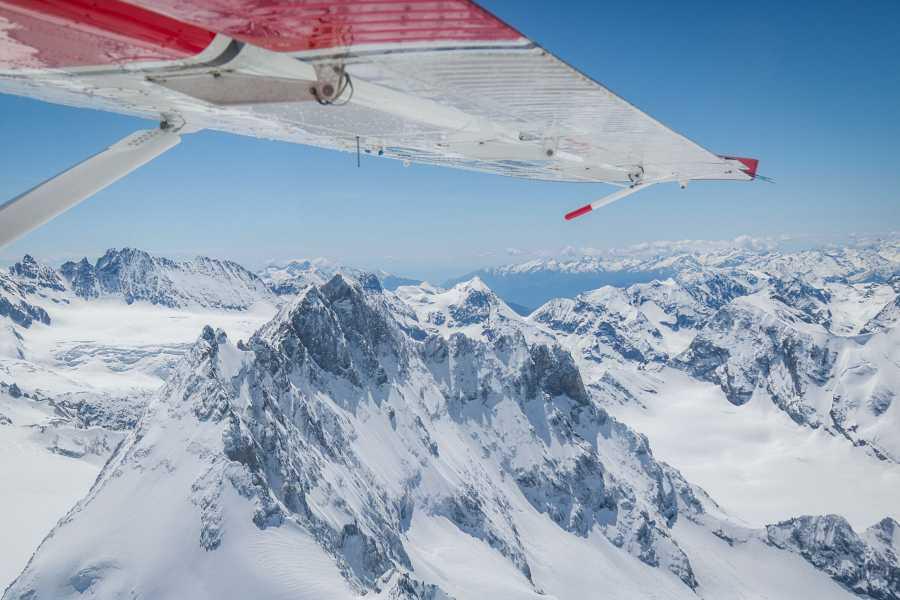 Skydive Switzerland GmbH Glacier Landing: Matterhorn