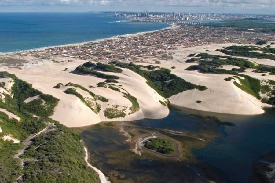 Check Point City Tour com Praia de Camurupim em Natal