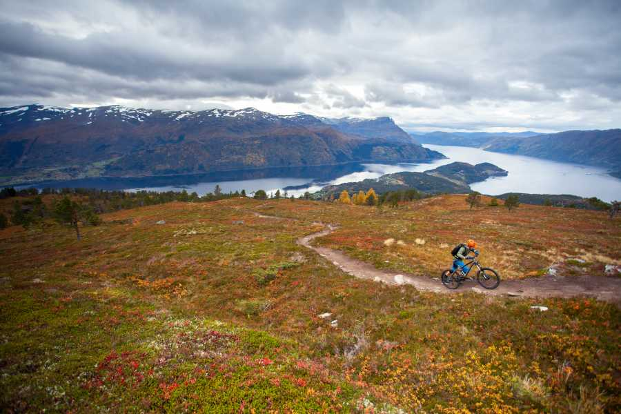 Nordfjord Aktiv Guided mountain bike tours