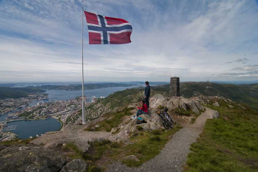 Norway Insight Rundtur på Ulriken