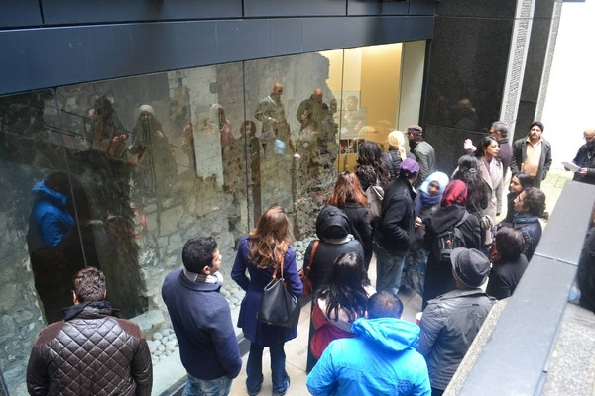 Muslim History Tours After Work Tour