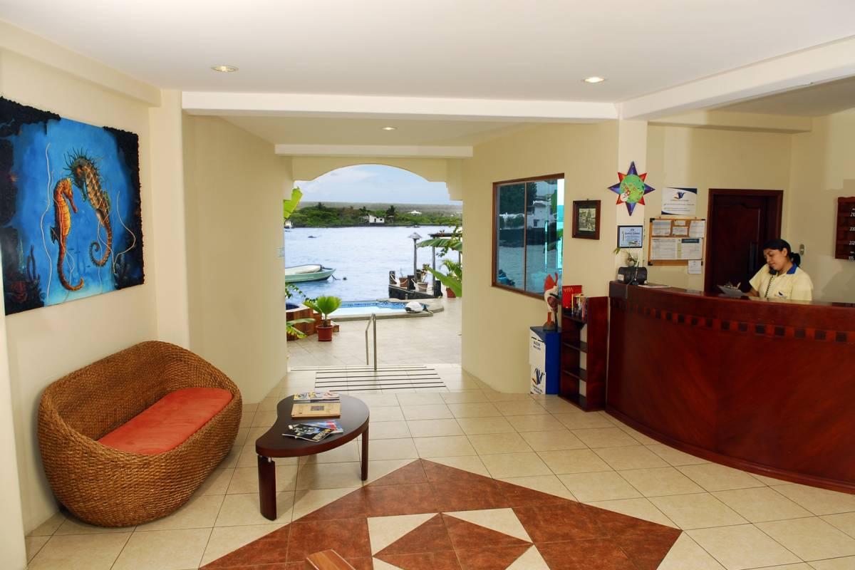 Gray Line Ecuador Sol y Mar Hotel - Sup. First 4****S