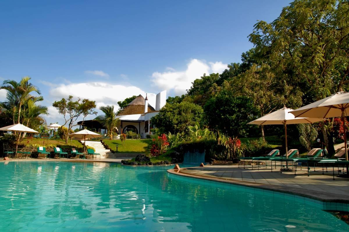 Gray Line Ecuador Royal Palm Hotel - Luxury 5*****