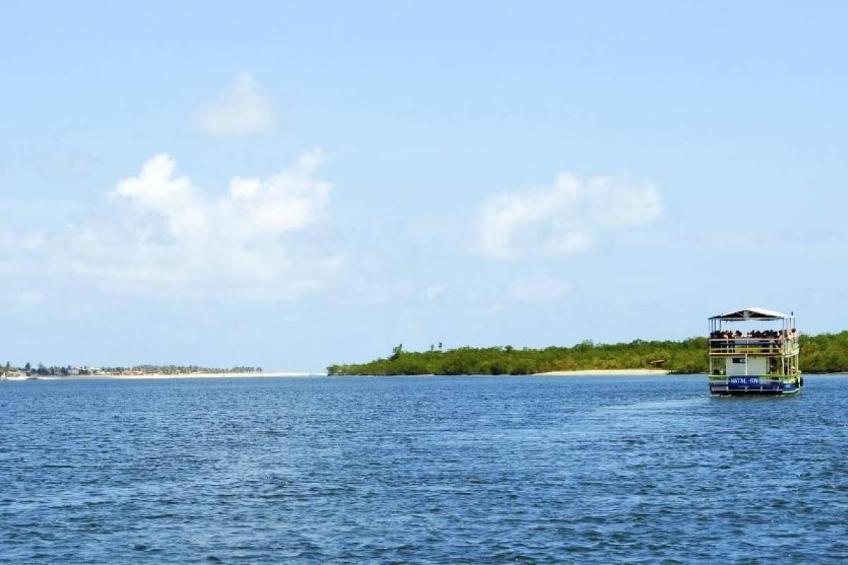 Check Point Playa de Barra de Cunhaú