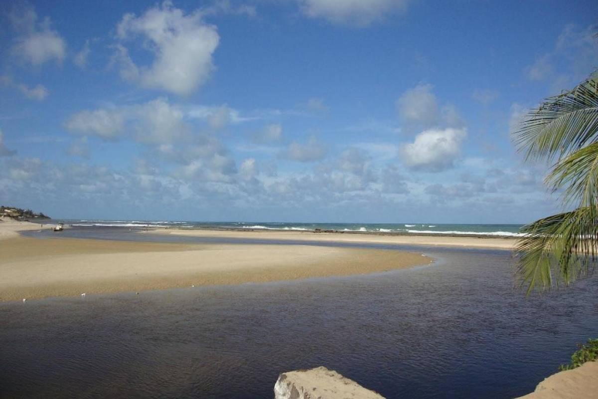 Check Point Praia de Barra de Cunhaú – RN