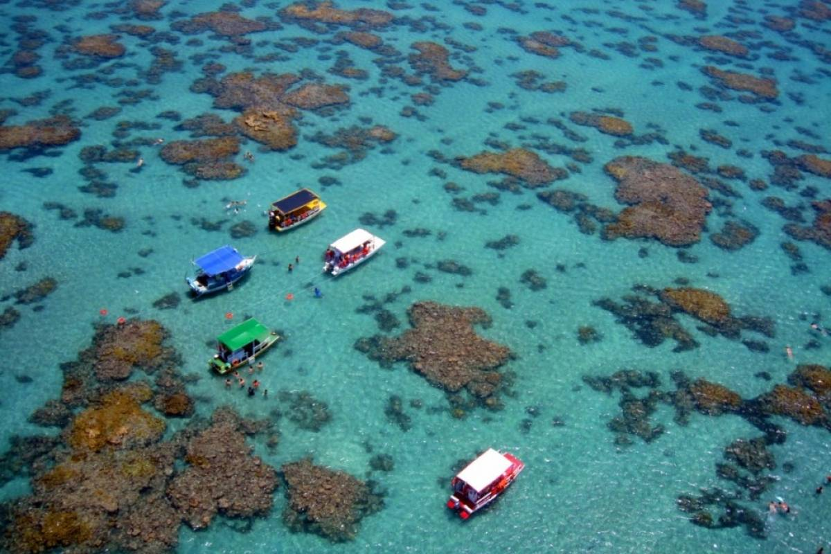 Check Point Praia de Maracujá (com passeio de barco)