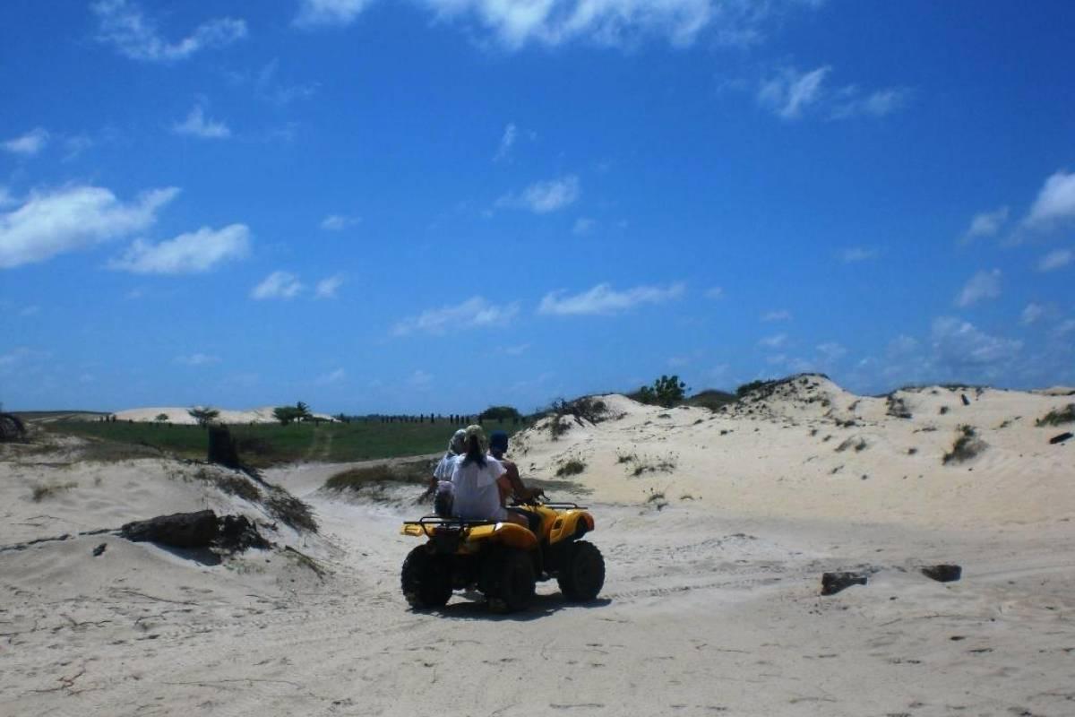 Check Point Praia de Barra de Punaú - RN