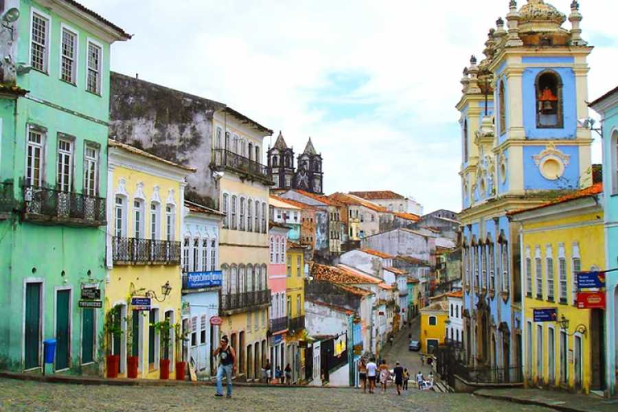 Check Point City Tour Cultural em Salvador