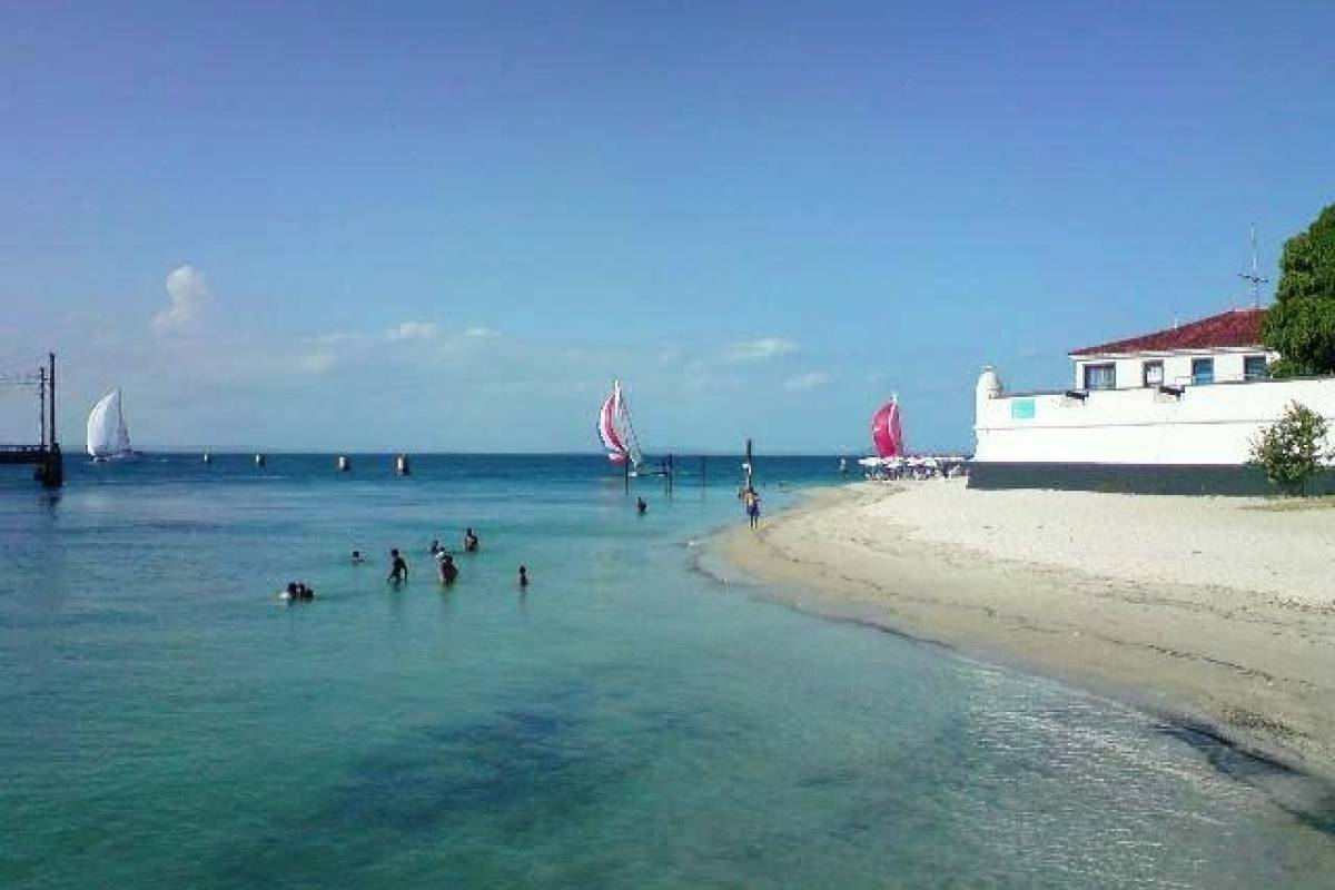 Check Point Tour De Escuna Para a Ilha dos Frades e Itaparica