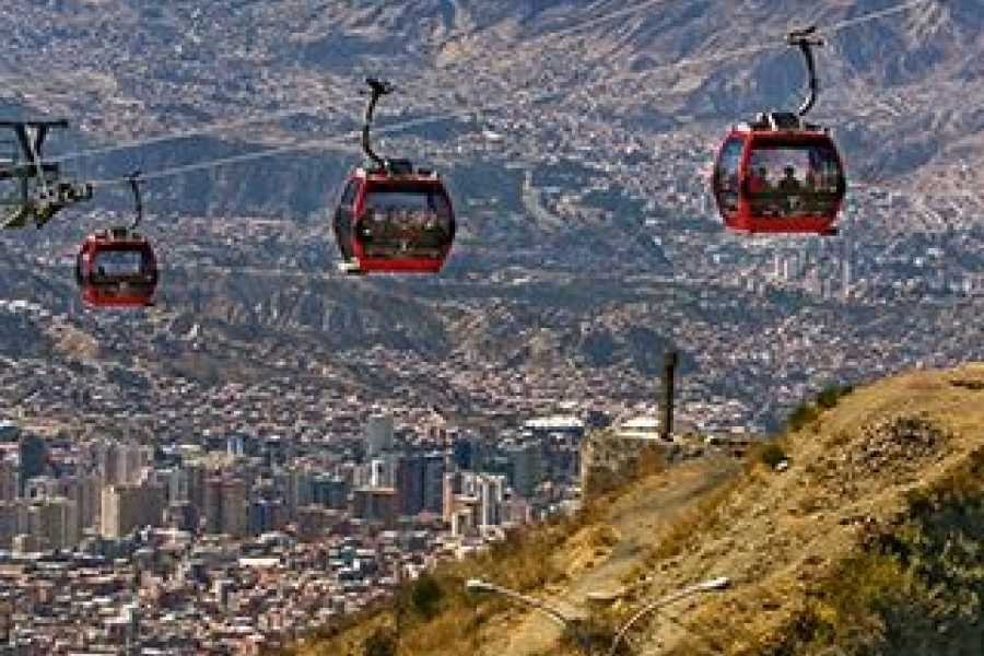 Red Cap City Walking Tours Private Full Day La Paz City Tour Adventure!