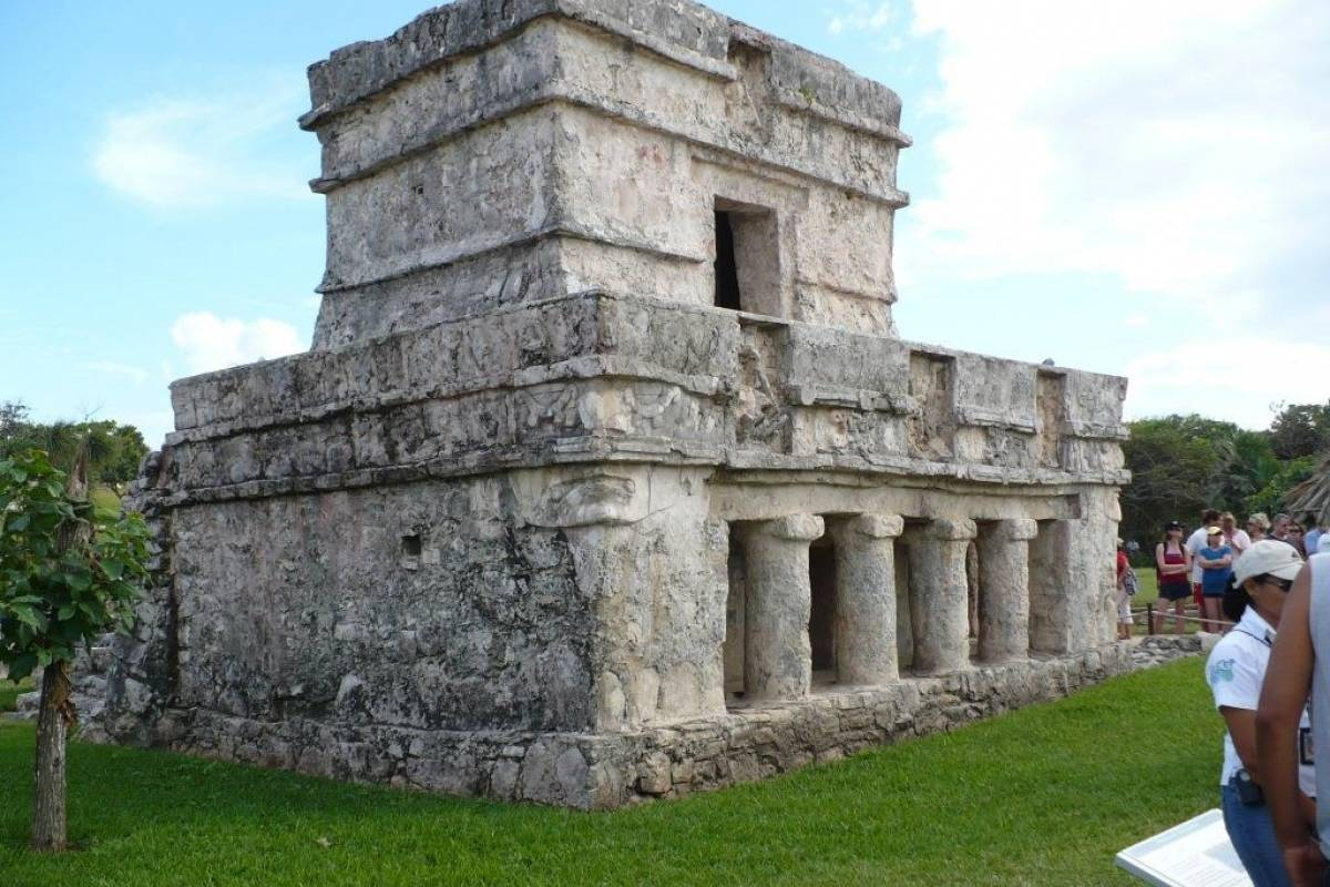 Cancun Vacation Experts COBA AND TULUM MAYA VILLE