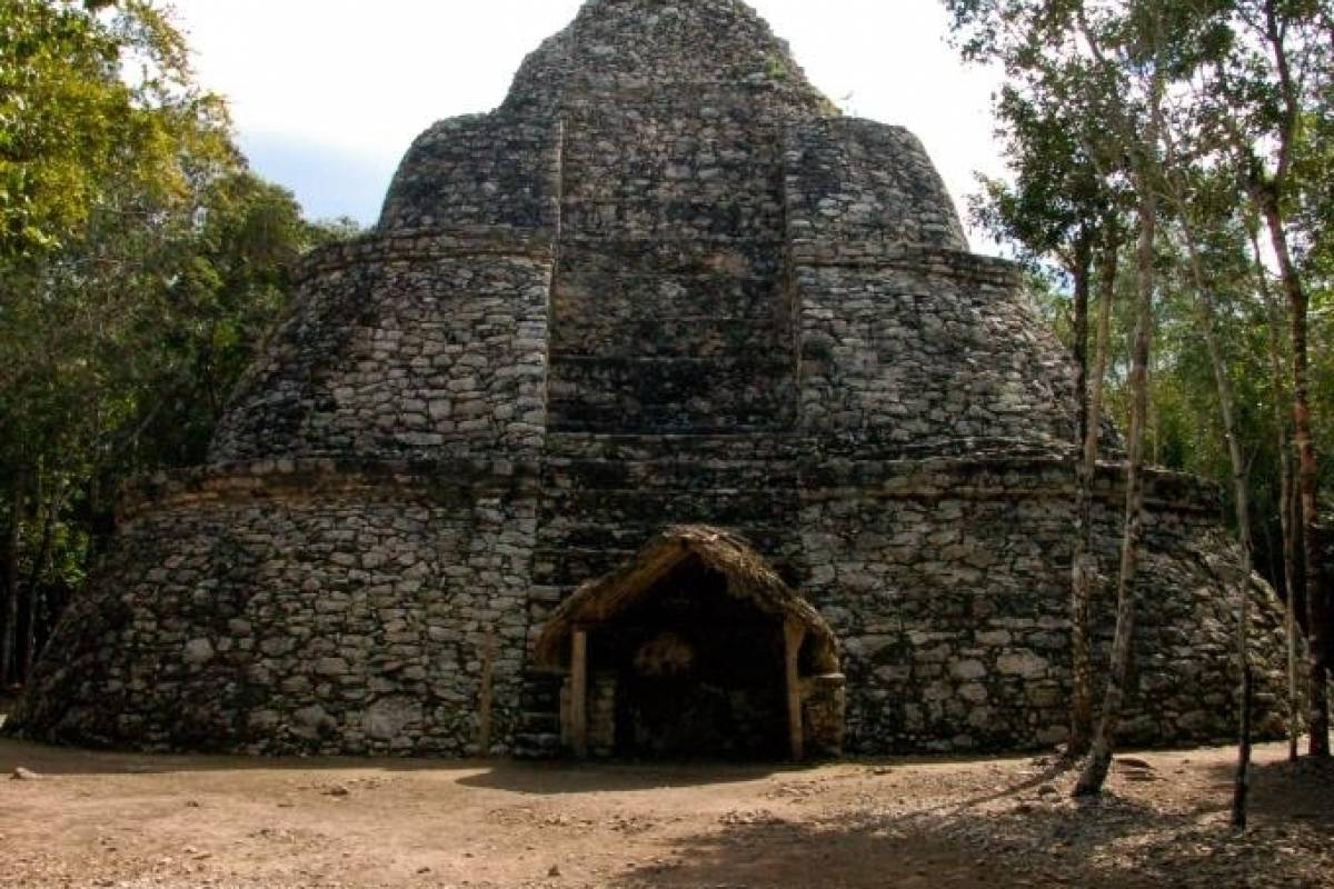Cancun Vacation Experts COBA MAYAN ENCOUNTER