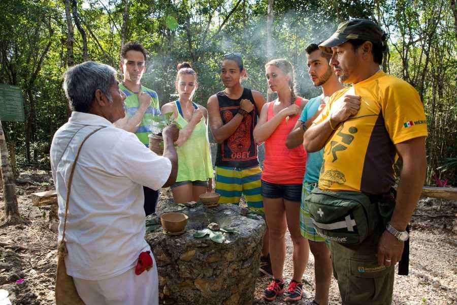 Cancun Vacation Experts COBÁ ENCUENTRO MAYA